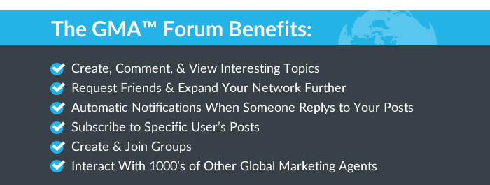 GMA Forum Key Points